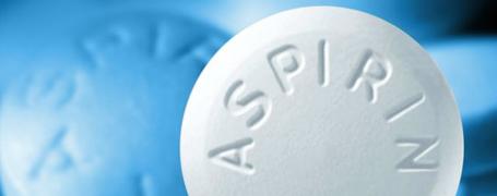 Аспирин за превенция на тромбемболизъм